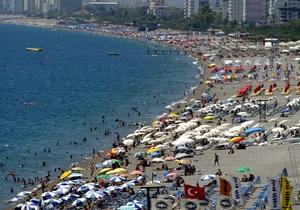 В этом году Турцию посетило рекордное количество украинских туристов