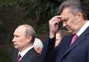 Янукович: Украина готова присоединиться к положениям Евразийского и Таможенного союзов