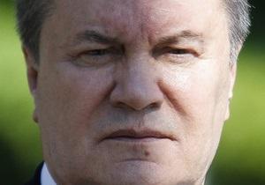 Москва предложила Киеву  унизительные  условия пересмотра газовых соглашений - Янукович