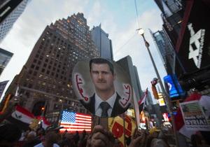 60% американцев – против вторжения в Сирию. В Нью-Йорке и Вашингтоне прошли антивоенные акции
