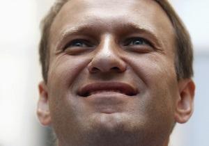 Опросы прочат Навальному второе место на выборах мэра Москвы - Reuters