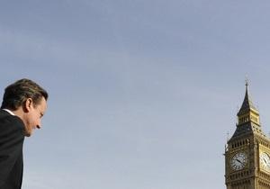 Британский парламент не поддержал предложение Кэмерона об операции в Сирии