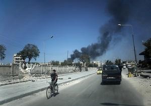США до конца недели предоставят доказательства использования химоружия в Сирии - Белый Дом