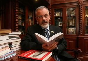 Табачник и польский режиссер Занусси намерены написать книгу о польско-украинской истории