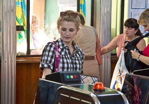 Киевские студенты смогут использовать студенческий в качестве проездного на метро