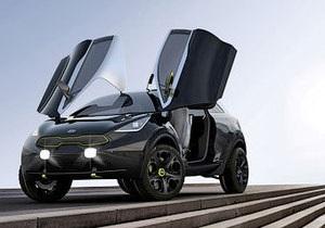 Конкурет Nissan Juke. Kia представила концептуальный кроссовер