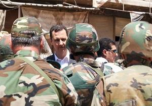 Война в Сирии - Противостояние Сирии с Западом войдет в историю, и наш народ победит - Асад