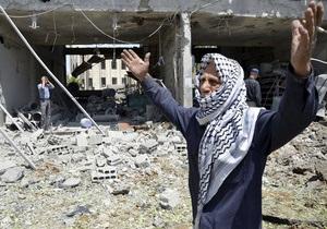 Война в Сирии - Президент Франции призывает найти политическое решение сирийского кризиса