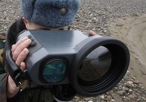 На Закарпатье перевозчики нелегальных мигрантов открыли стрельбу по пограничникам