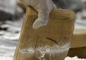 Поставки кокаина в Россию значительно выросли