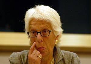 ООН: в России выдумали цитаты Карлы дель Понте