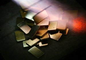 Нацбанк за полгода выкупил у украинцев более тонны золота