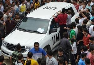 На закрытом заседании СБ ООН рассматривают британскую резолюцию по Сирии