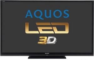 Новый Sharp AQUOS LC-80LE657 – младший брат самого большого в мире телевизора AQUOS LED