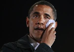 Обама прослезился во время фильма о чернокожем дворецком