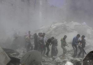 Война в Сирии - Разведслужбы США перехватили переговоры сирийских военных о химических атаках