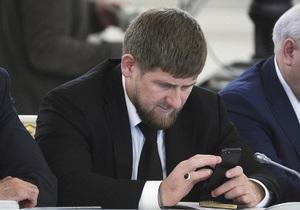 Кадырова обвинили в нарушении ПДД и превышении скорости