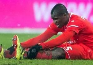 Французского футболиста оштрафовали за смотрины в Металлисте