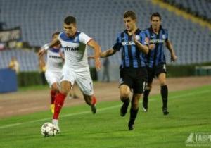 Черноморец продолжает проигрышную серию Таврии