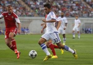 Динамо обыгрывает запорожский Металлург в матче с нервной концовкой