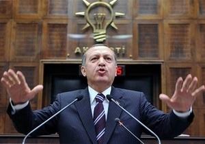Ердоган: Можна сформувати свою власну ООН