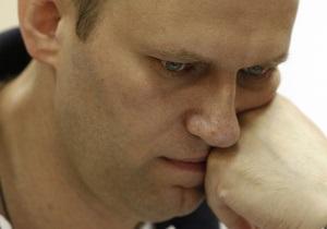 Навальному винесли усне попередження
