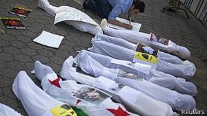 Хімічна атака в Сирії: Франція вимагає дій
