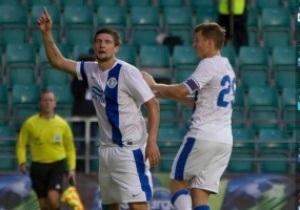 Дніпро здобуває в Естонії комфортну перемогу