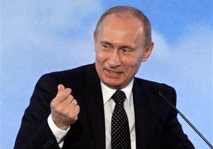 Путін прокоментував можливу угоду України та ЄС, натякаючи на відповідні заходи МС