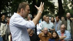 Навального можуть усунути від виборів мера