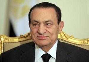 Єгипетська прокуратура постановила звільнити Мубарака із в язниці