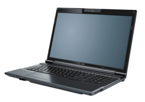 Корреспондент: Великий трудяга. Огляд ноутбука Fujitsu Lifebook NH532