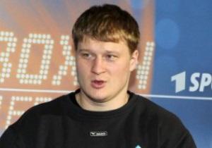 Повєткін приступив до другого етапу підготовки до бою з Кличком