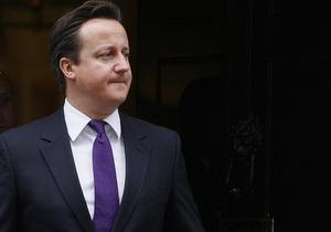 Сноуден - Наказ знищити жорсткі диски Guardian із документами Сноудена віддав особисто прем єр-міністр Британії