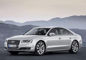 Audi - седан А8 - Audi оновила свій головний автомобіль