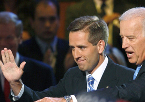 Новини США - Байден - Син віце-президента США обстежується в онкологічному центрі - джерело