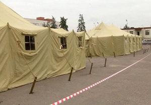 Новини Москви - У Москві ліквідували наметовий табір для нелегалів