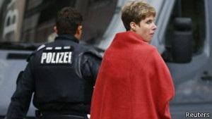 Заручників у Німеччині звільнили після візиту психіатра