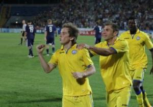 Скромный Ростов выходит в лидеры чемпионата России
