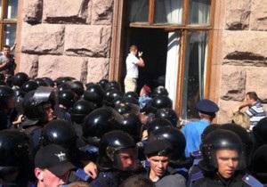 Київрада пропрацювала 12 хвилин і закрилась