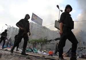 Новини Єгипту - військовий переворот в Єгипті - Влада Єгипту заявляє, що не дозволить втручання у внутрішні справи країни