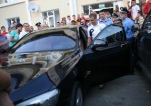 Алиев ездил в Тернополь на своей машине отдельно от Динамо-2
