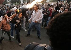 Каїр - протест - Брати-мусульмани - Силовики взяли штурмом мечеть в Каїрі