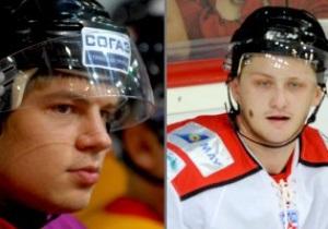 Два российских хоккеиста решили выступать за сборную Украины