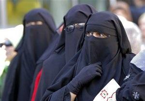 Новини світу - Якщо жителі кантону проголосують за заборону нікабу, він стане першим в країні