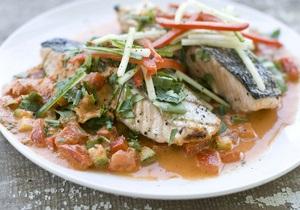 Пік сезону. Рецепти приготування дикого лосося
