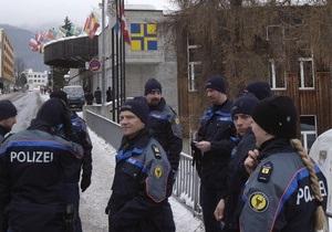 Швейцарія - грабіжники - румуни - поліцейські - 25 тисяч євро