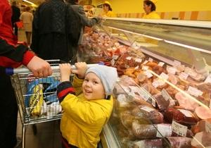 Торгівля - ціни - Держстат доповів про відчутне зростання обсягу щоденних покупок українців