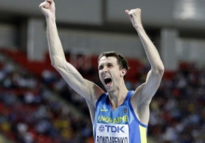 Фотогалерея. Как украинский прыгун покорил чемпионскую высоту