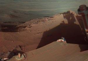 Ровер Opportunity шукає на Марсі сліди екологічної катастрофи